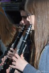 Senior Band at Bailieborough Christmas Lights Event